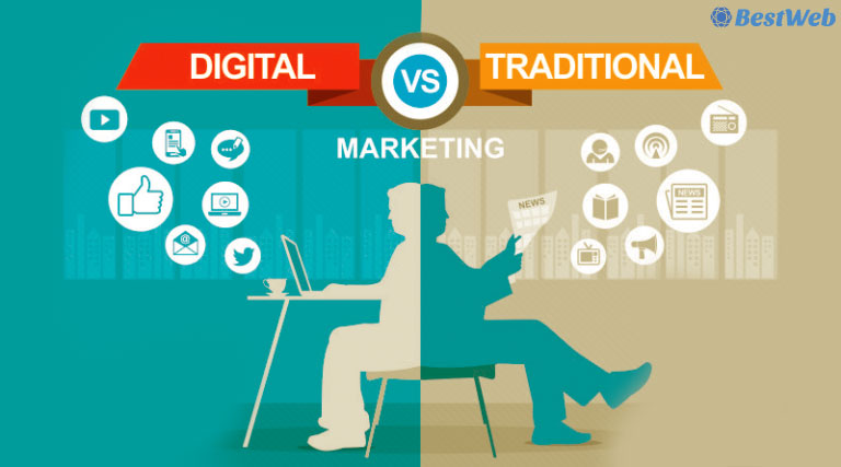 Which is better, Traditional Marketing or Digital Marketing?