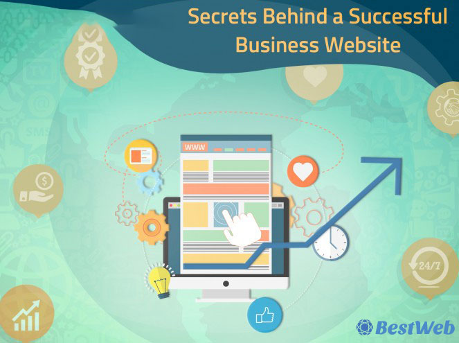 The Secret Recipe For A Successful Business – Website!