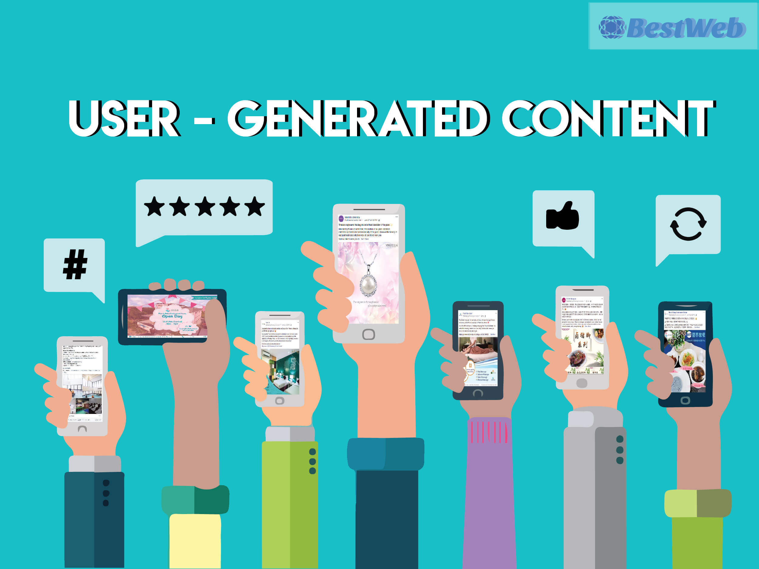 How to Encourage User-Generated Content on Social Media