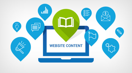 Importance of Website Content in Web Design