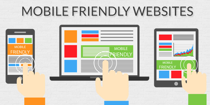 Mobile friendly sites turn visitors into customers
